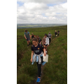 Moor walk using map-reading skills