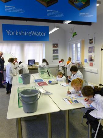 Learning about what happens to our waste water