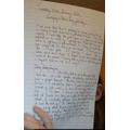 Fabulous writing