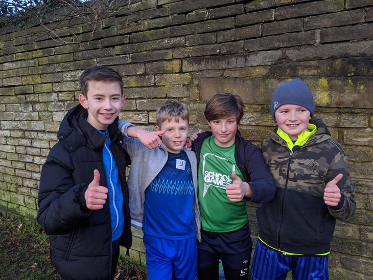Year 6 Boys Cross Country