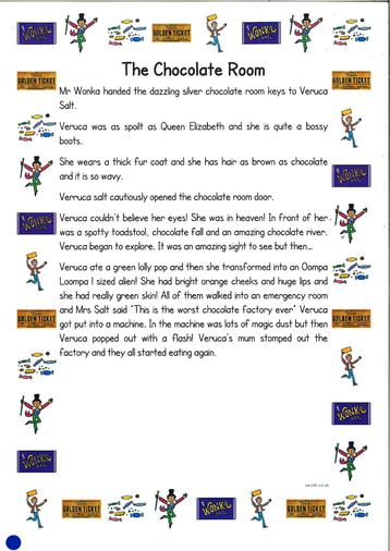 Story year 2 - Amy
