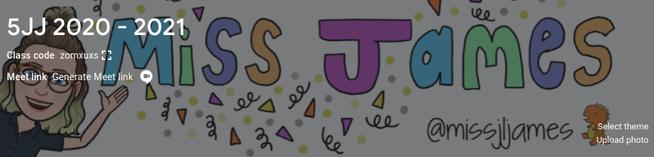 5JJ Classroom Code - zomxuxs