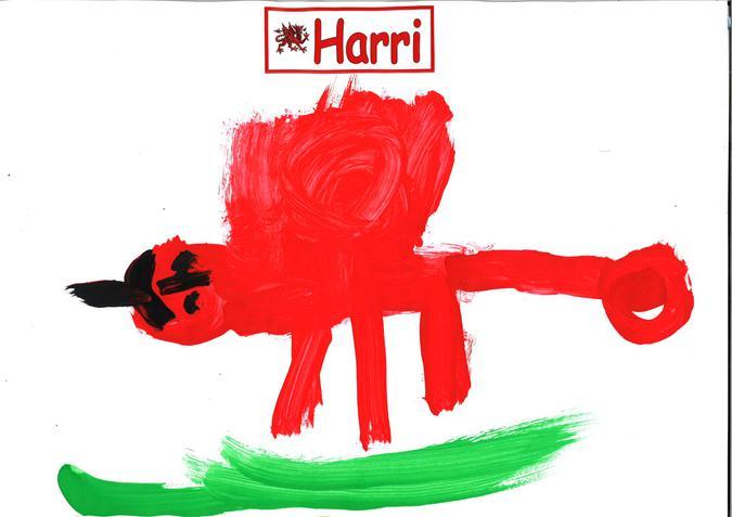 Art Nursery 1st Place - Harri