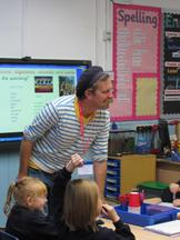 Poetry workshop for Year 4 1