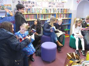 'Share a Story' on World Book Day 1