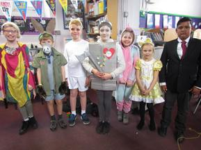 World Book Day costumes 2019 6
