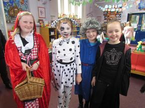 World Book Day costumes 2019 5