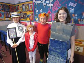 World Book Day costumes 2019 4