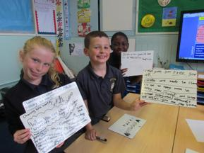 Poetry workshop for Year 4 2