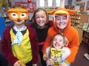 World Book Day costumes 2019 1