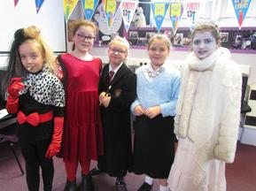World Book Day costumes 2019 2