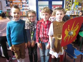 World Book Day costumes 2019 3