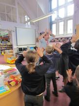 Poetry workshop for Year 4 3