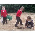 Exploring our outdoor environment