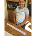 Dimitar carried out a maths investigation.