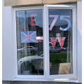 Did you make decorations for VE day?