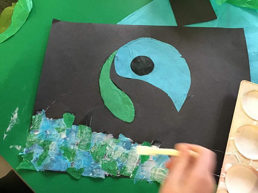 Fair Trade collage!
