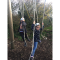 Low ropes!