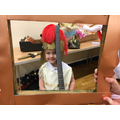 Photo Booth - Dress up as a Roman