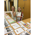 Museum and Roman town leaflets