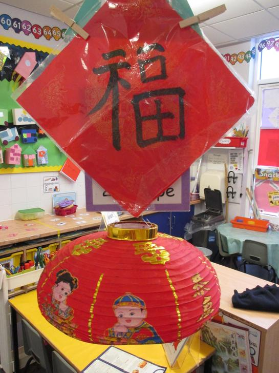 We have enjoyed learning about Chinese New Year
