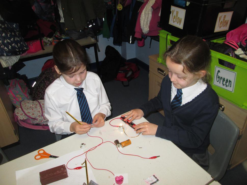We investigated motors.
