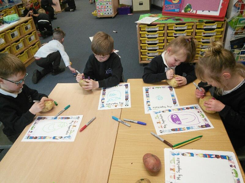 Designing our own Supertatoes