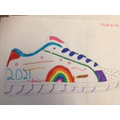Louboutin trainer design