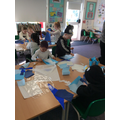 Making our collage pictures