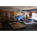 Robins Classroom, Year 2, in the new build