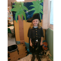 On Wow Day we dressed as Pirates