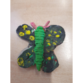 Clay Butterfly by Lucy (P3)