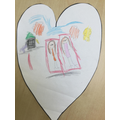 I love playing on the slide by Rebecca (P1)