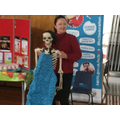 Meet Mr Bones!