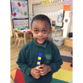 Repeating pattern multilink tower!