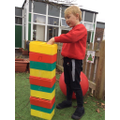 Repeating pattern tower!