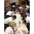 Take a look at our Numicon Cities.