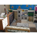 Our play Kitchen