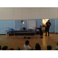 Our Science show was fantastic!