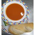 Tomato Soup & Crusty Roll