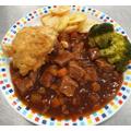Beef Stew & Dumplings