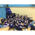 Our Devon Winter Games stars