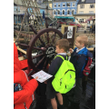 Year 2 had a fantastic trip to the Golden Hind Museum Ship
