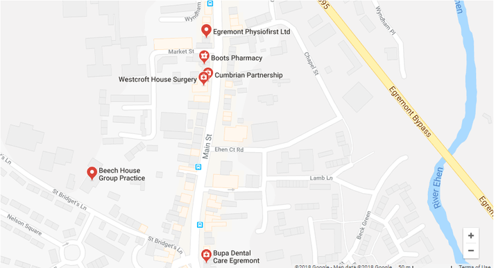 Healthcare Services in Egremont