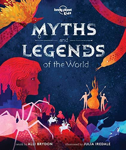 We will be using Myths and Legends of the World to write our own myths and some poetry.
