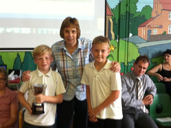 2013/14 Orston's Sportsperson of the year