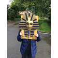 Year 5 study the Ancient Egyptian Era