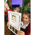 Year 2 Harvest Art using ICT skills