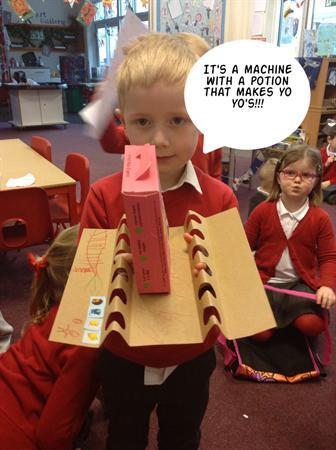 We have been making some amazing models!