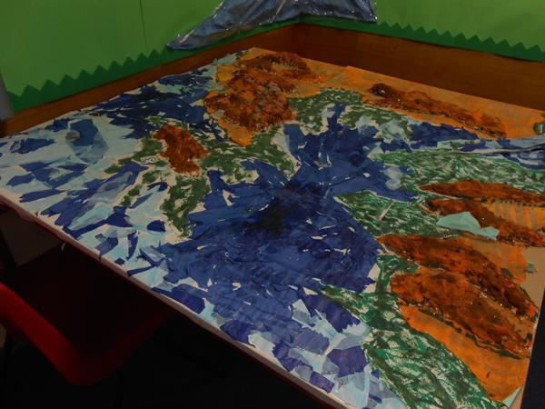 Model of Greece and Persia